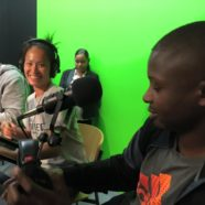 On air at Accelerated Radio