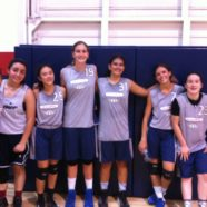 SCU Varsity Blue team at the GBF Back 2 School Shootout (Sept. 2014)