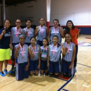 SCU Pink's first tournament championship! (GBF Back 2 School Shootout – Sept. 2014)